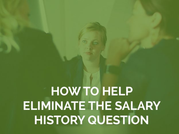 Eliminate the Salary History Question
